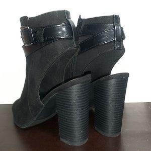 Open Toe / Open Heel Heels